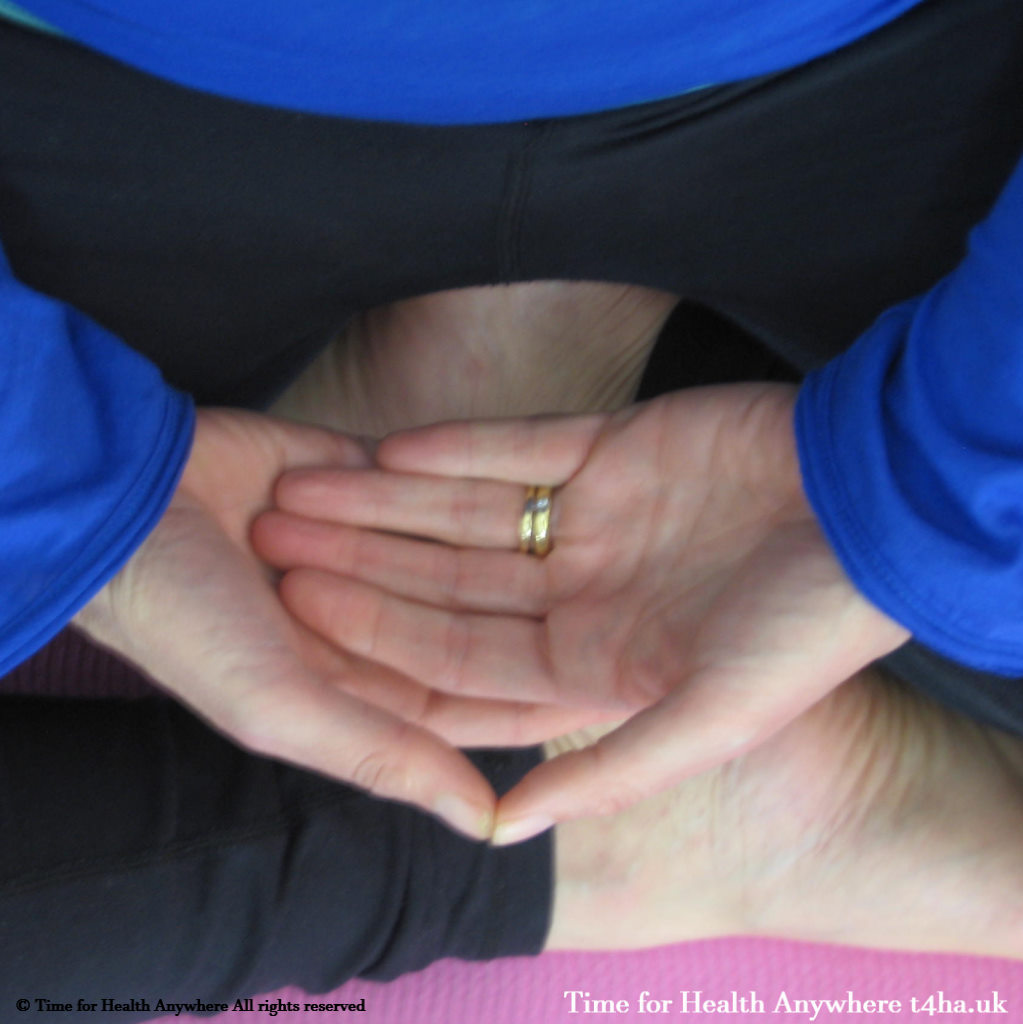 dyana mudra for meditation